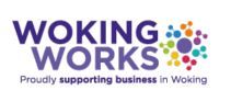Woking works logo
